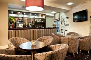 Mercure Nottingham - 1866 bar