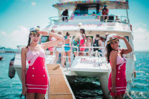 The IBZ Boat - Ibiza - Boat Party - Unlimited Drinks