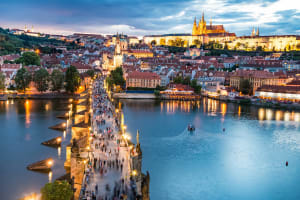 Best Bar Crawl in Prague