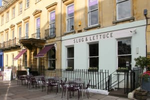 Slug and Lettuce bath - Exterior