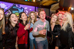 Riga Bar Crawls hen group local guides