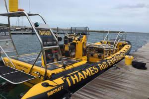 Thames Rib Boat
