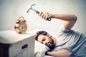 Alarm - Ways To Reduce Wedding Stress