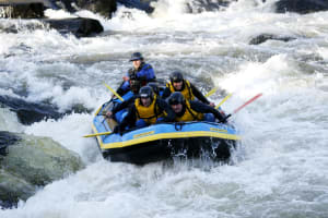 Summer White Water Rafting - Grade 2-5
