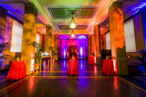 Freemason's Hall, Christmas Parties