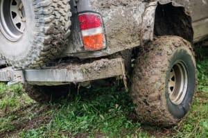 Reverse Steer Jeep Challenge