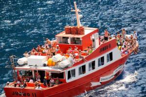 Dragonera Catamaran, Cruceros Cormoran, Mallorca