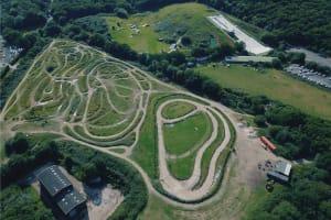 Knockhatch Adventure Park, Off road Kart track, Amazon events