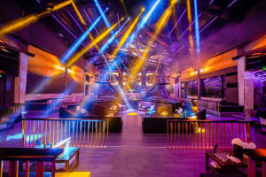 VIP Nightclub Entry & Table
