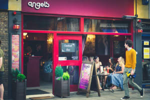 Angels Cocktail Bar Oxford Bars