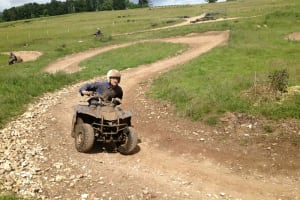 Gorcombe - Quad biking track