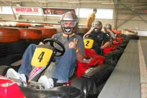 Indoor Karting - 20 Mins Sprint Race