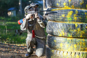 Woodland Paintball - 100 Balls