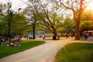 Westerpark - Amsterdam