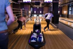 Bowling, Roxy Lanes