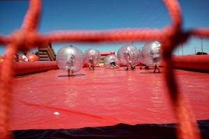 Nonamesport and adventure - zorb football ground