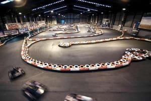 Teamsports Karting Leeds - Interior