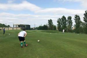 Footgolf Academy - Budapest - Exterior