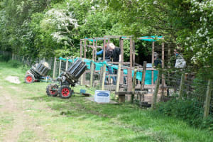 Fury events - clay pigeon shooting ground
