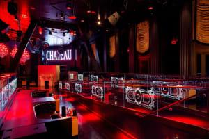 Chateaux Nightclub Vegas - Interior