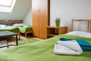 Prague Center Hostel and Apartments_bedroom