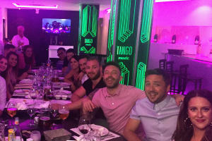 Argentinian Meal & Unlimited Drinks at Tango Restaurant