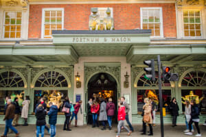 Fortnum & Mason London **editorial**