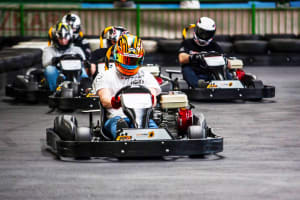 Indoor Karting - Grand Prix