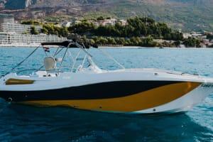 Mercan 34, Boat