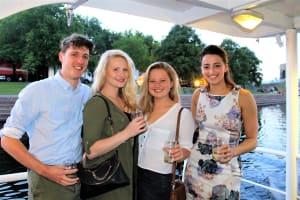 Boat Party, Dinner & Nightclub