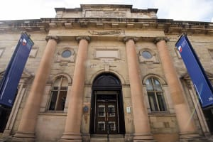 Nottingham National Justice Museum Exterior