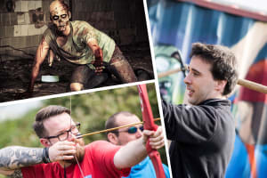 Zombie Apocalypse Training - Bournemouth hen
