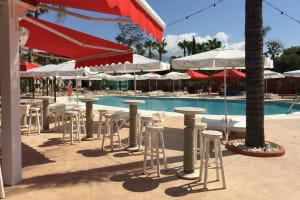 VIP Beach Club Entry