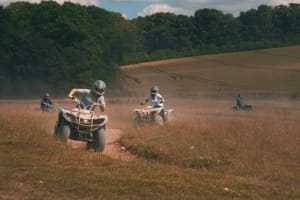 Extreme Quad Biking