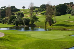 18 Holes at Cabopino Golf Marbella
