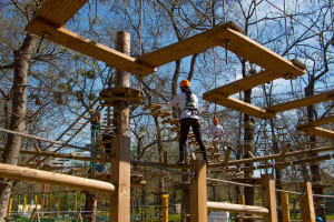 Boyak Adventure Park - Budapest