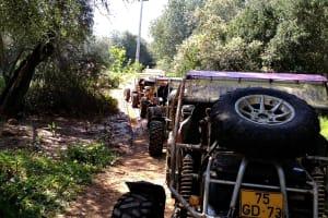Karting Albuferia - Off road track