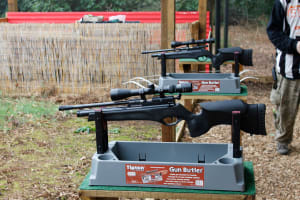 Rifle Shooting, Venue