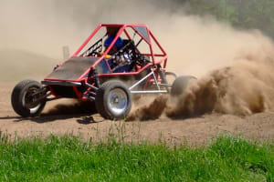 Rage Buggy - Dirt Track Racing