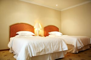 Hotel bedroom 9