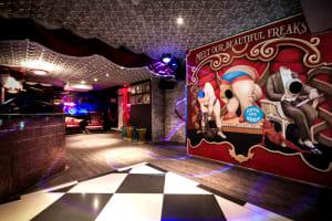 Funfair club - Brighton - Interior of club