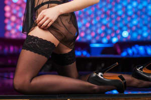 Lap Dancing Club Entry