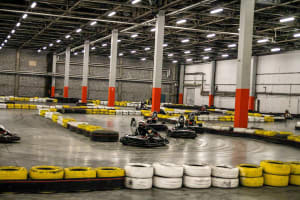 X Drive Karting - Warsaw - indoor track