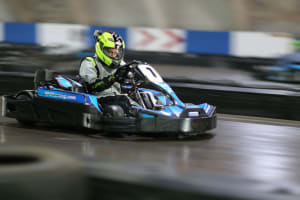 Indoor Go Karting - Grand Prix