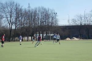 BJC Daugmale - Football pitch