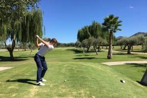 18 Holes at Lauro Golf
