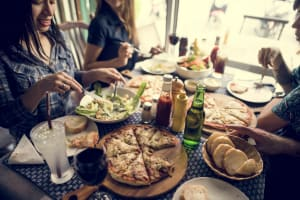 Italian Meal & Unlimited Drinks at Tango Restaurant