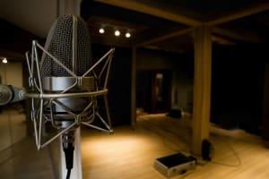 Generic sound recording studio