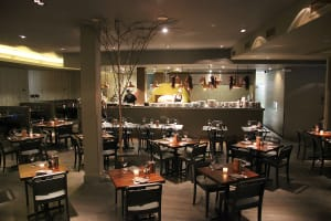 Zizzi restaurant Bournemouth - Interior