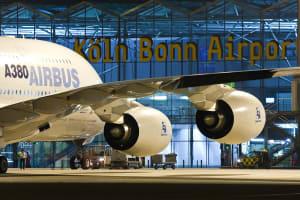 Cologne Bonn Airport - interior